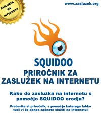 Squidoo - zaslužek na internetu