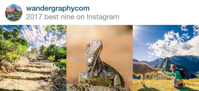 Wandergraphy Instagram Profil