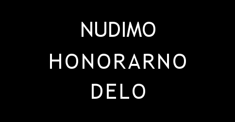 Honorarno delo na domu