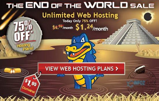 HostGator spletno gostovanje