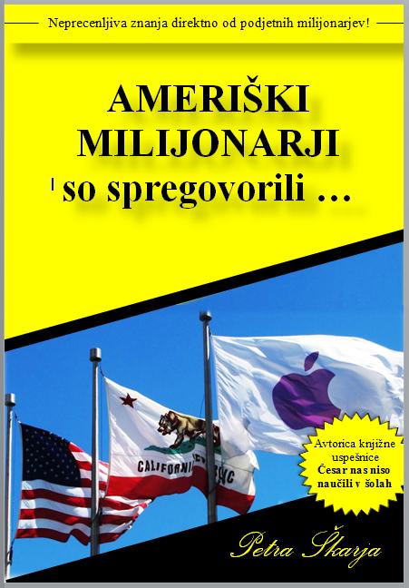 Ameriški milijonarji so spregovorili