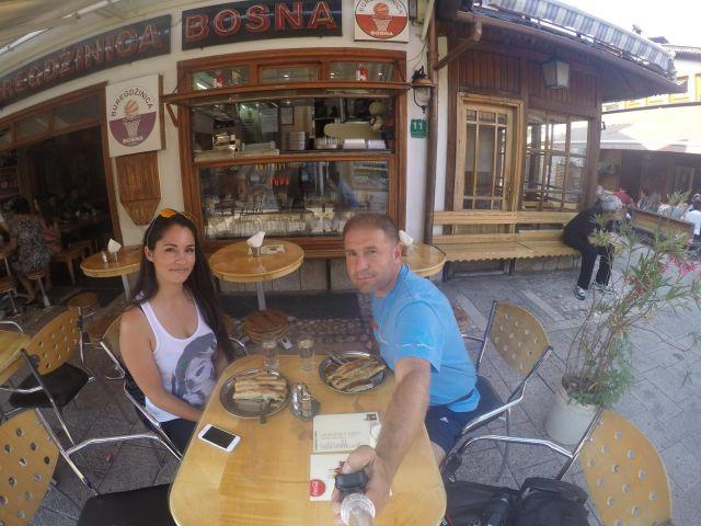 Tomaž Gorec in Sanja Arlič