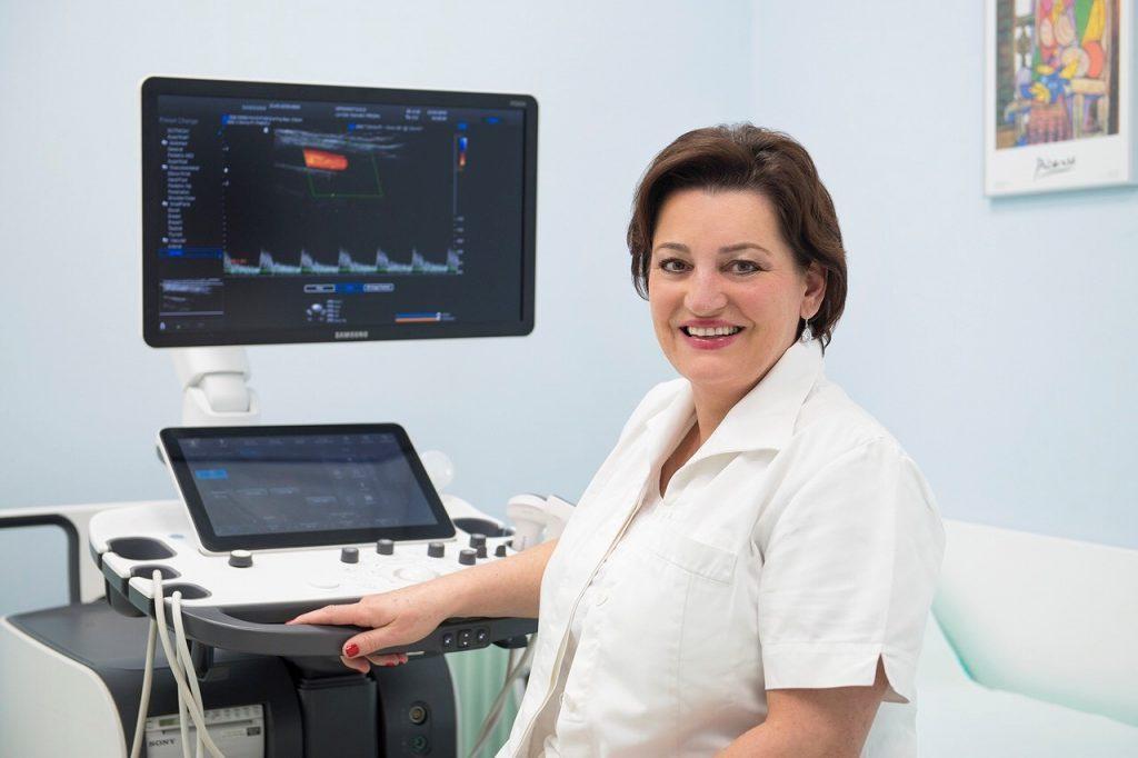 ultrazvok trebuha